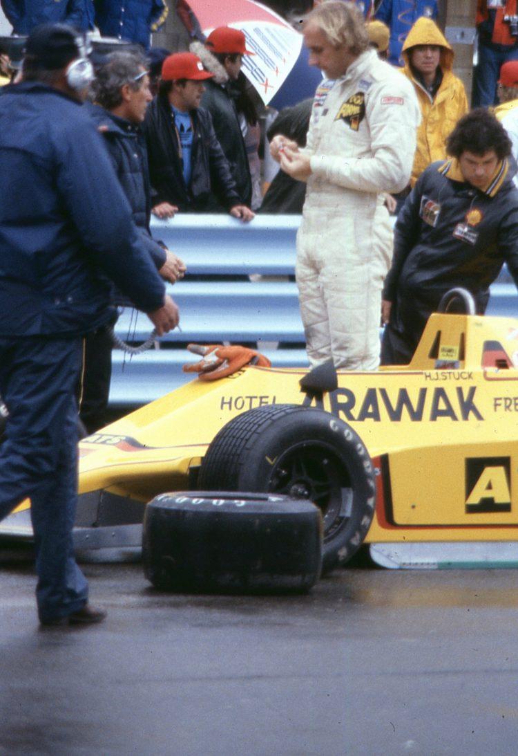 hans joachim stuck united states 1979 #F1