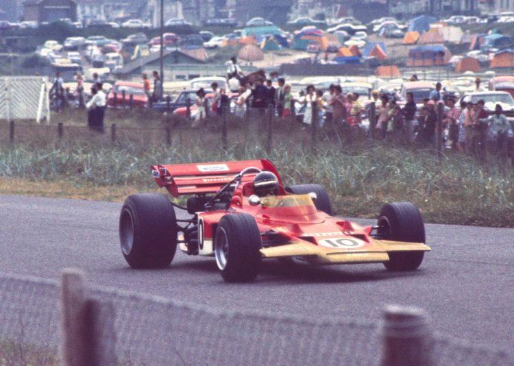 jochen rindt netherlands 1970 #F1