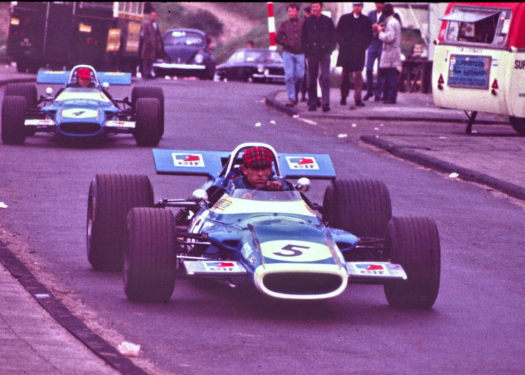 matra ms80 netherlands 1969 #F1