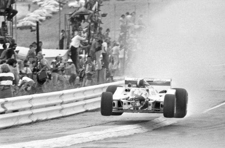 tom pryce south africa 1977 #F1
